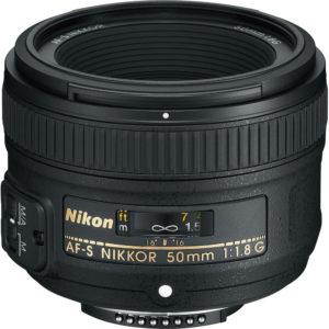 AF S Nikkor 50mm f 1.8